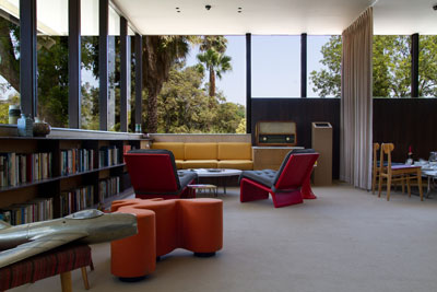 Competing Utopias at VDL Neutra House